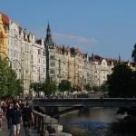 Погода в Праге в июне 14