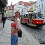 Погода в Праге в июне 4