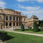 Погода в Праге в июне 5