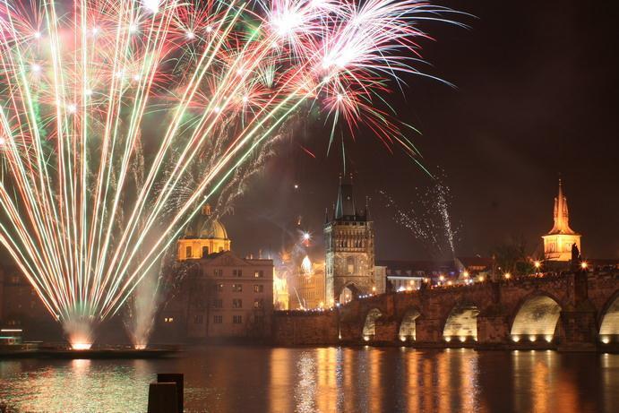 Image result for новый год в праге фото