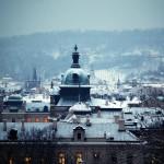 Праге в январе 4