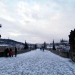 Праге в январе 6