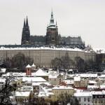 Праге в январе 7