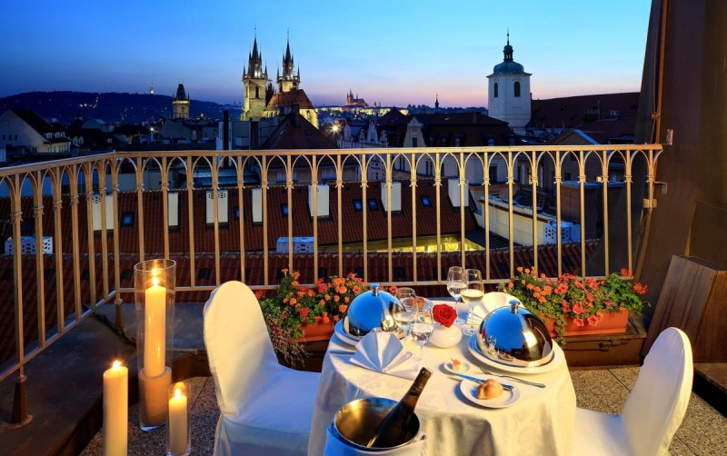 День всех влюбленных в Праге
