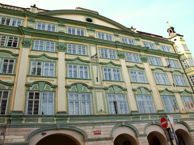 Дворец Лихтенштейнов 2
