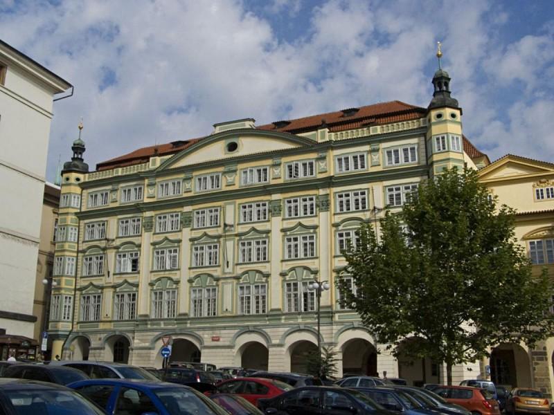 Дворец Смиржицких