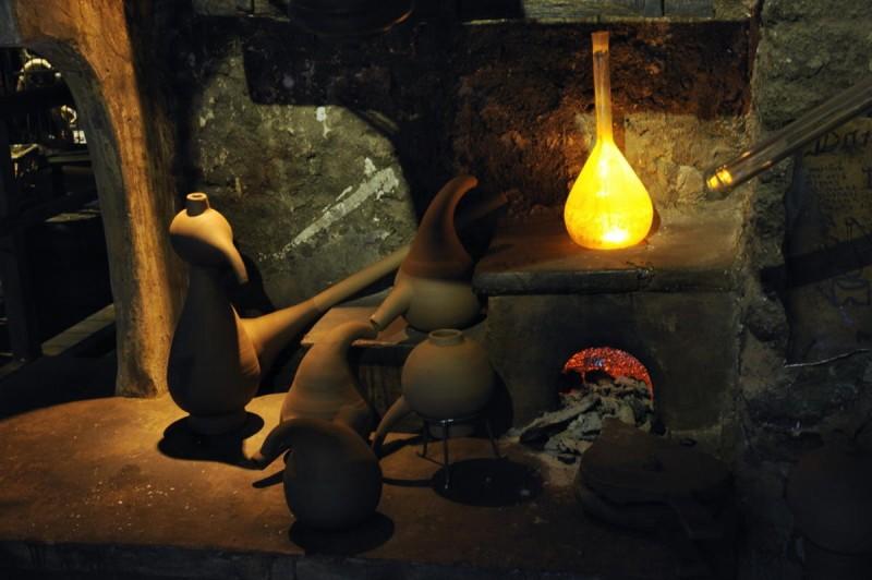 Музей алхимиков и магов 11
