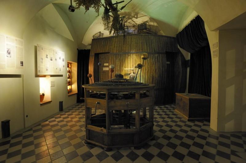 Музей алхимиков и магов 4