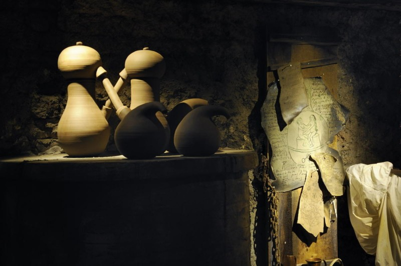 Музей алхимиков и магов 6