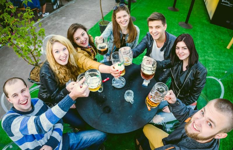 Пивной фестиваль в Праге 4
