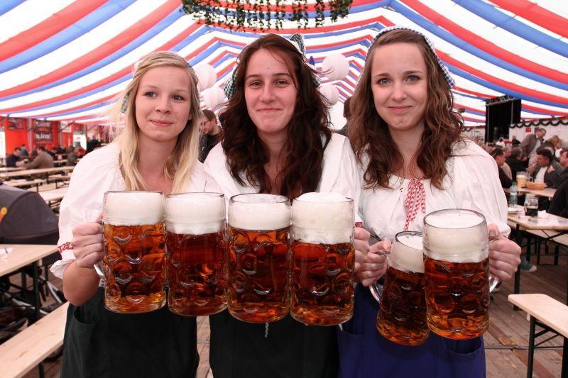 Фестиваль пива в Праге 5