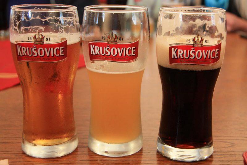 Пивоварня Крушовице 11