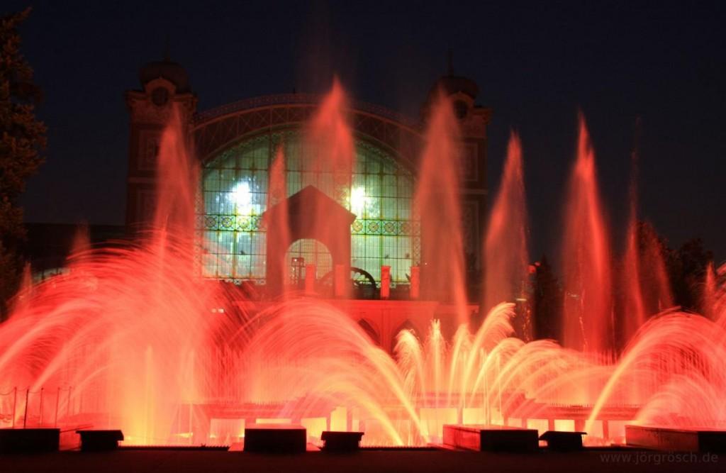 Кржижиковы фонтаны 2