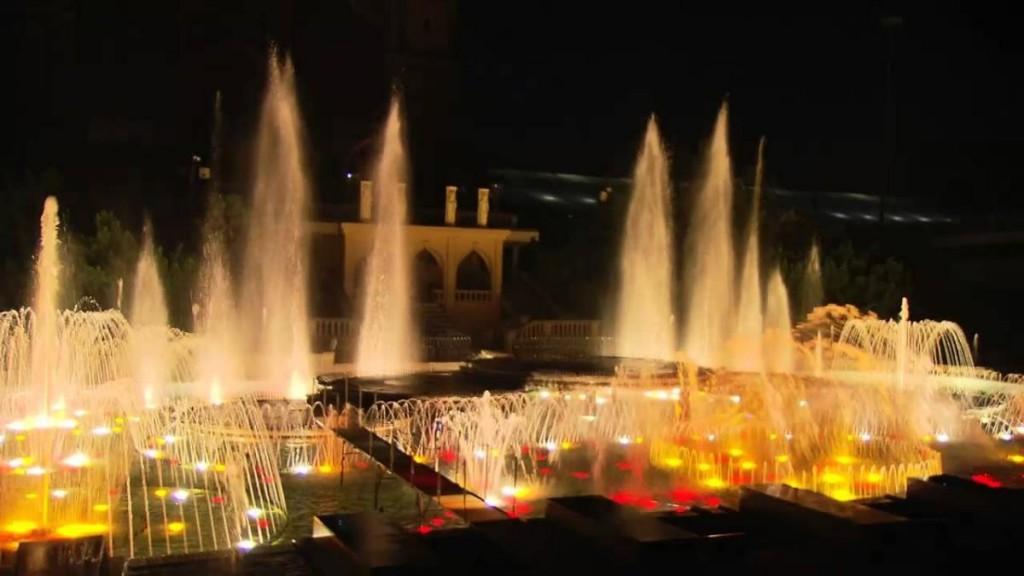 Кржижиковы фонтаны 3