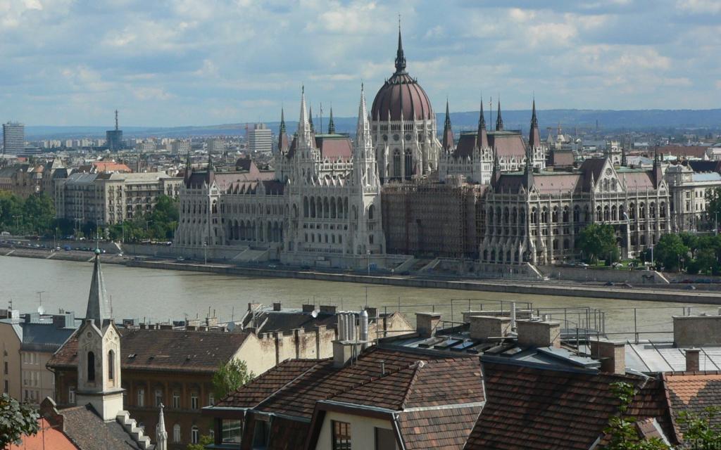 Из Праги в Будапешт