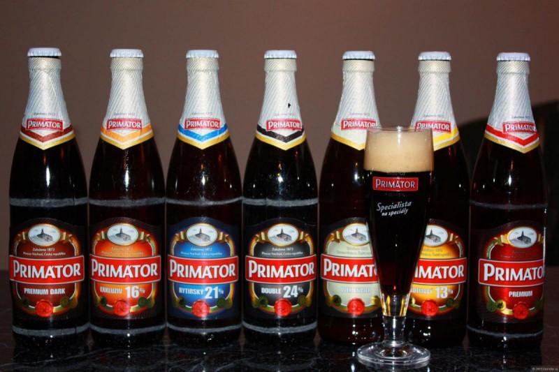 Пиво Приматор