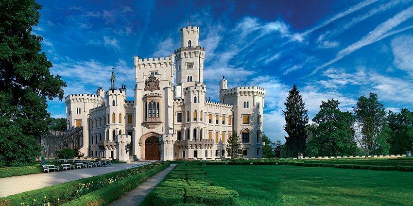 Первые упоминания о замке