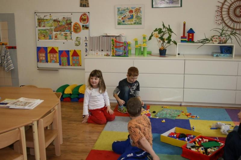 Детские сады в Праге 2