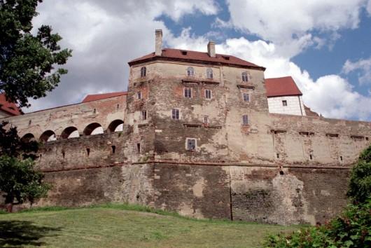 Замок Горшовский Тын