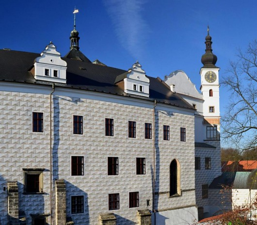 Замок Пардубице