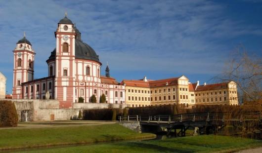 Замок Яромержице-над-Рокитной - башни
