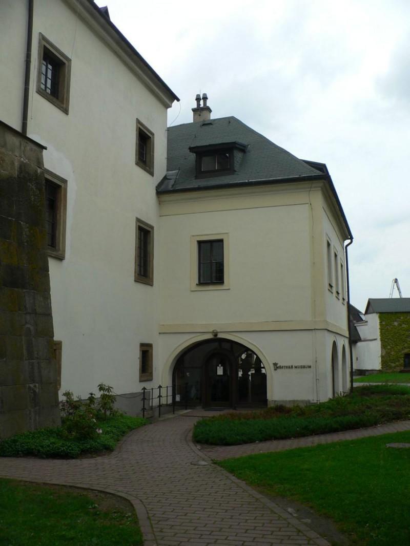 Замок Ланшкроун - музей