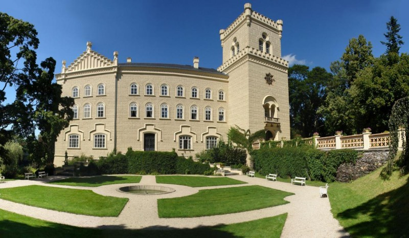 Замок Хише