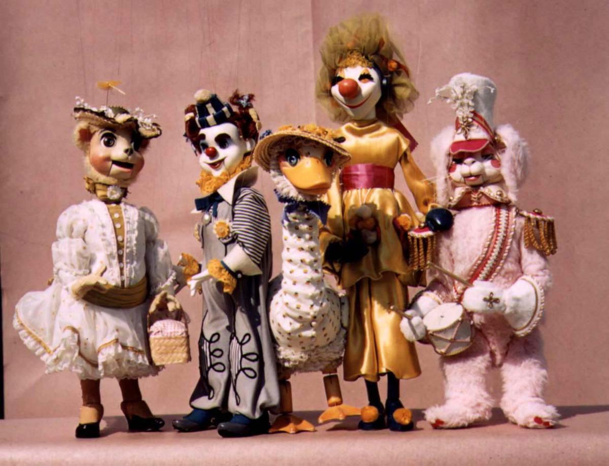 куклы театра