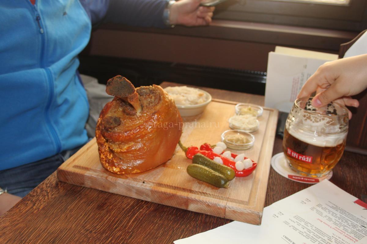 Не зря чешская кухня считается одной