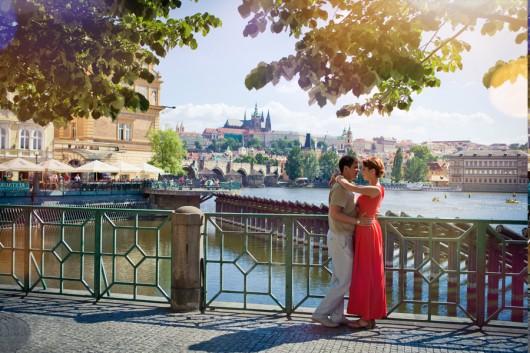 Романтические свидания в Праге
