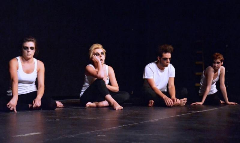 Театр На перилах - сценка