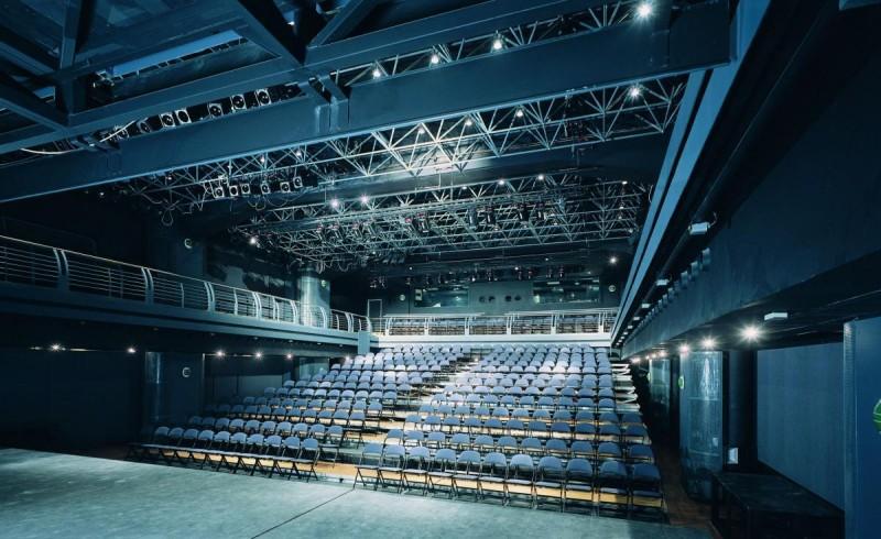 Театр Archa - зал
