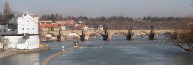 Веб-камеры Праги