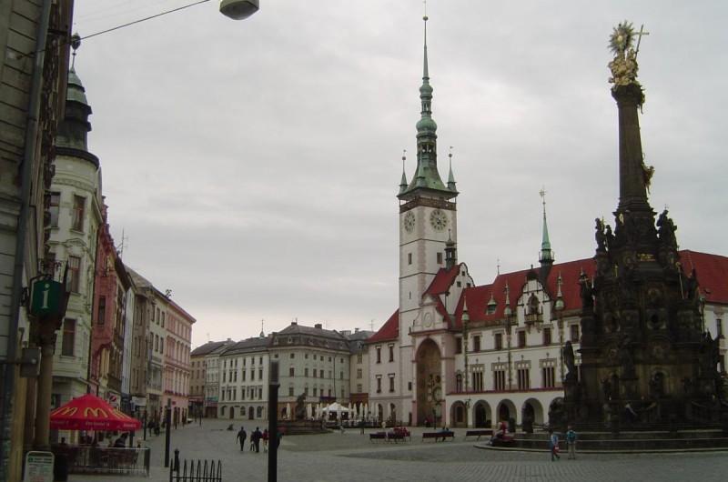 Городская ратуша и куранты