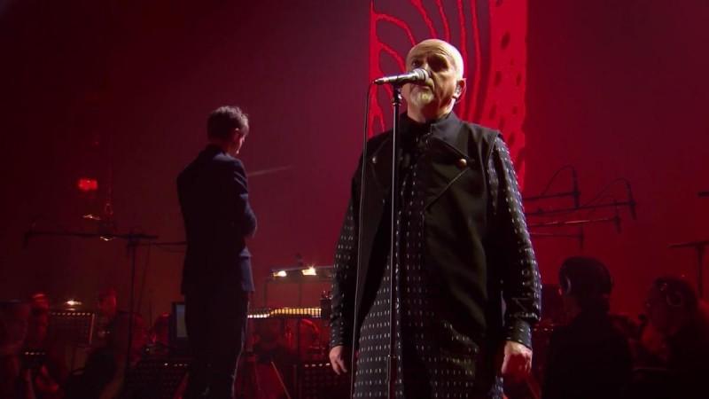 Концерт Peter Gabriel в Праге