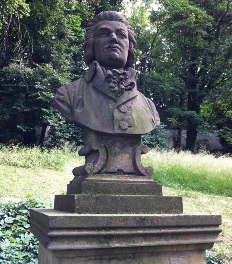 Музей Моцарта - памятник