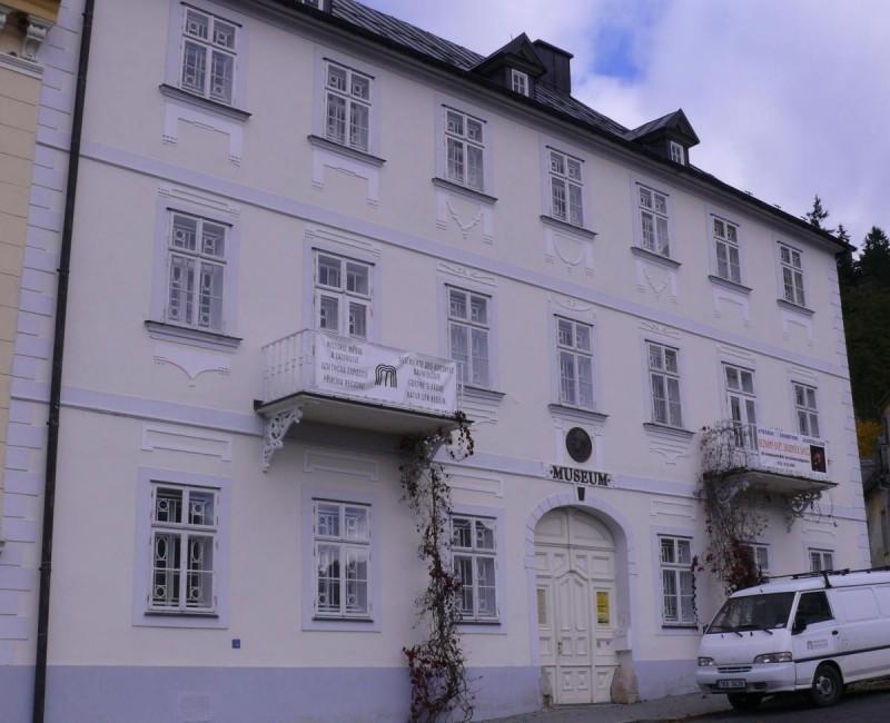 Городской музей Марианске-Лазне