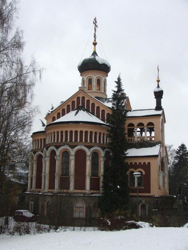 Князь-Владимирская церковь