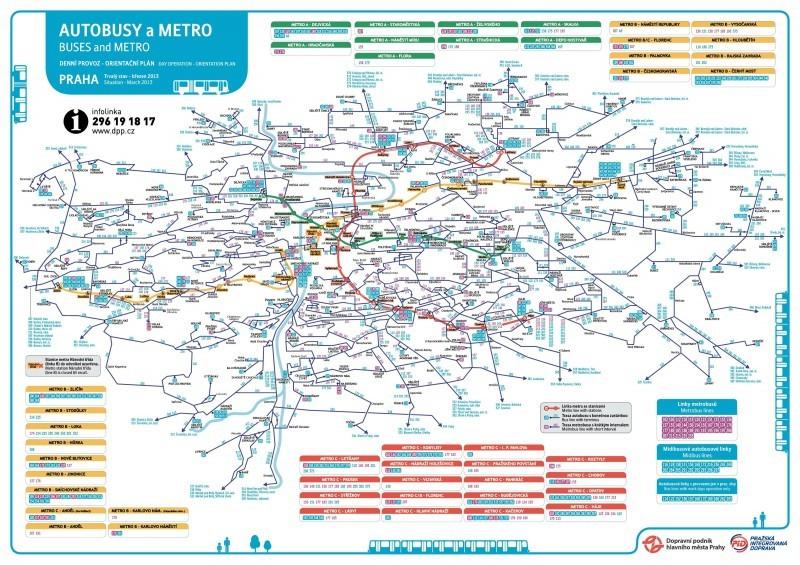 маршруты автобусов.