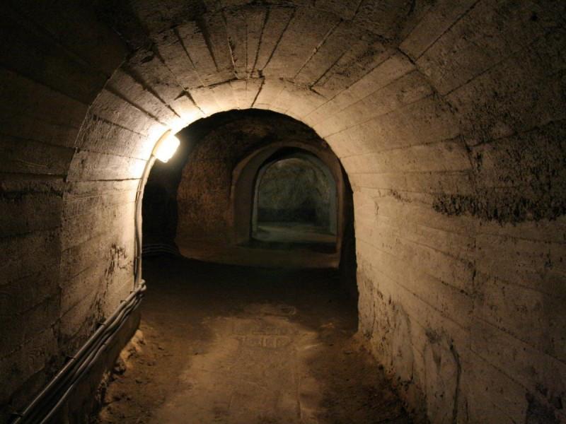 Знойемские подземелья