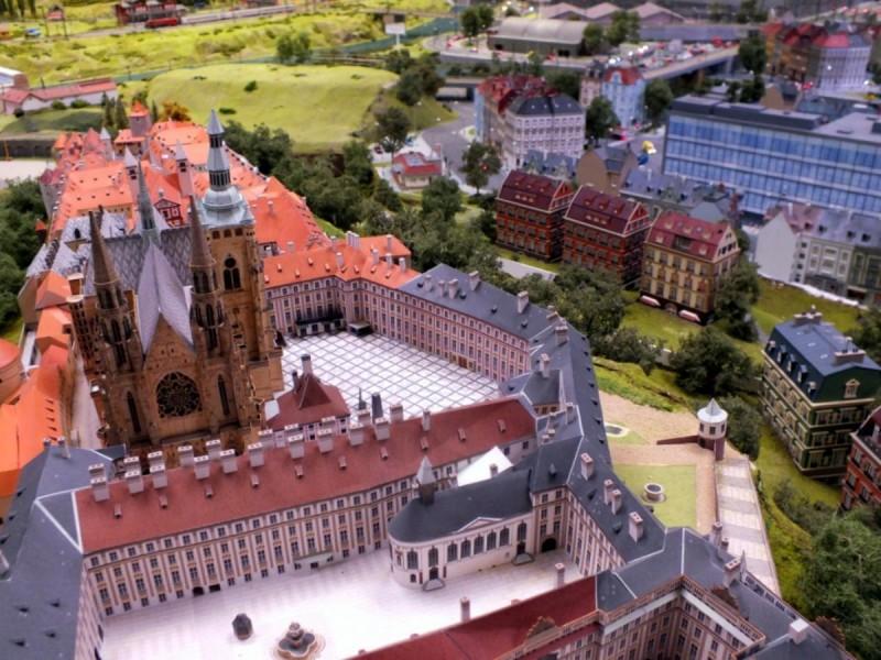 Королевство железных дорог - Пражский град