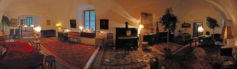 Мартиницкий дворец - внутри 3