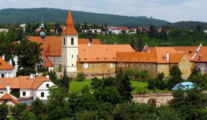 Монастырь миноритов