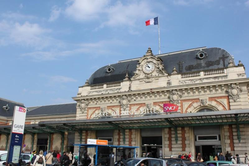 Ницца жд вокзал