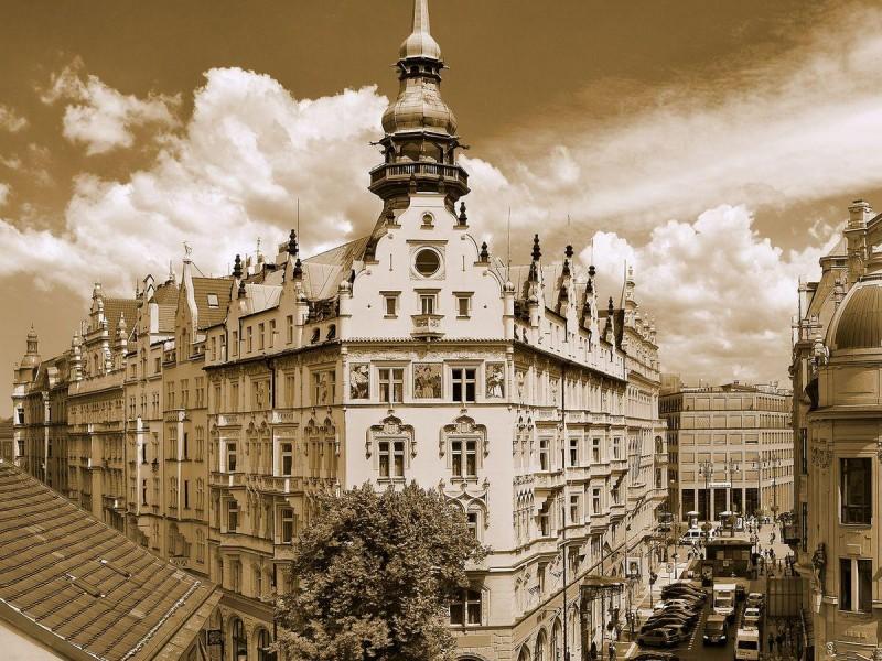 Площадь Республики - отель париж