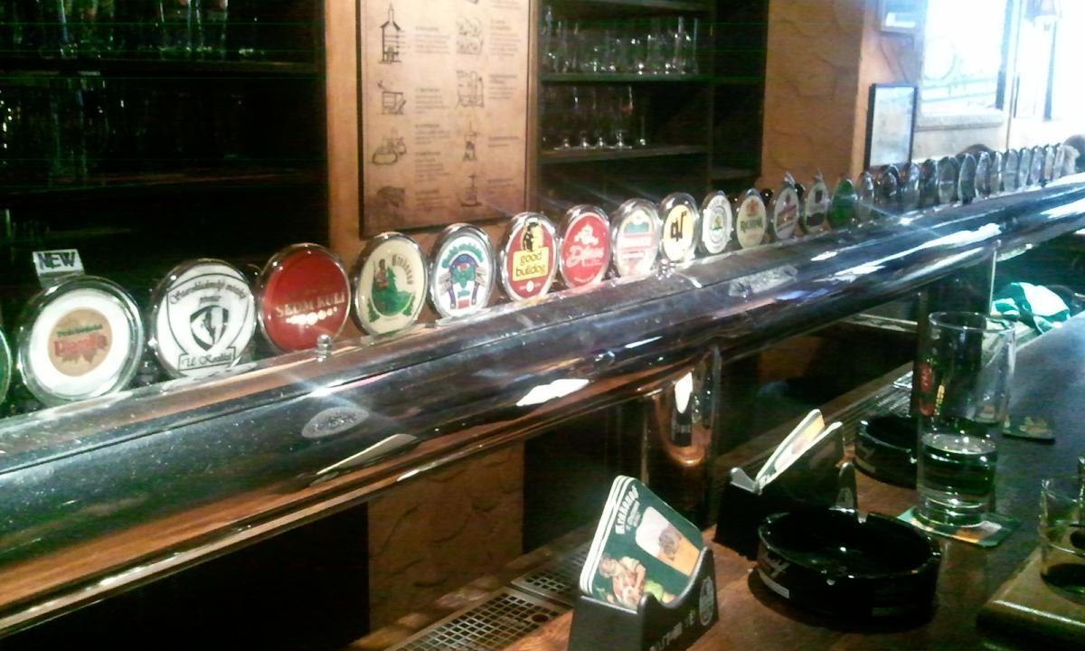 Пражский музей пива