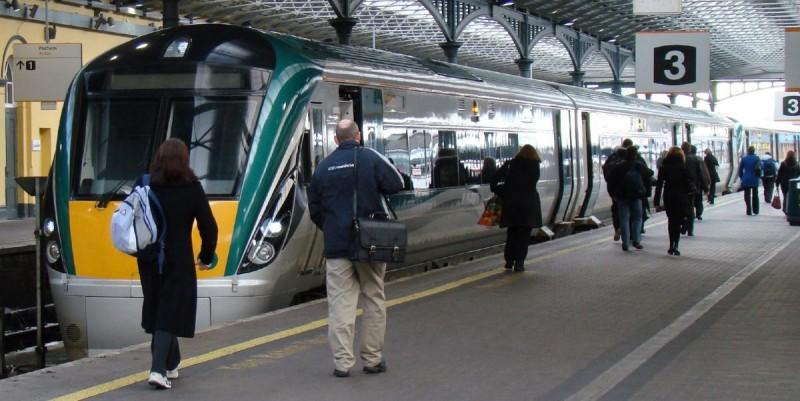 дублин жд вокзал