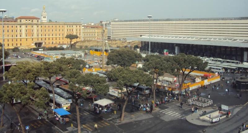 рим автовокзал