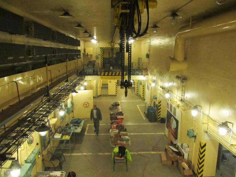 Атомный музей - внутри 2