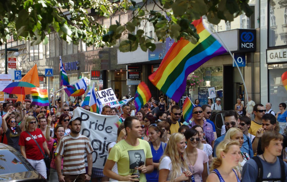 Премьер Ирландии назвал процедуру запуска легализации однополых браков «вопросом времени»